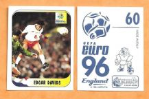 Holland Edgar Davids Ajax 60 (W) (E96)